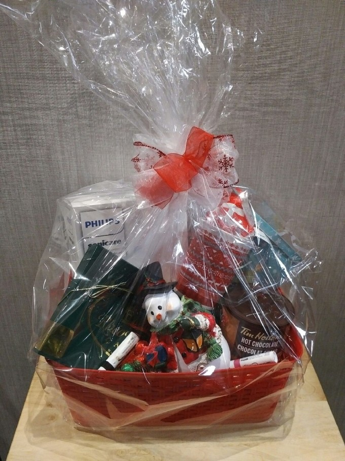 Festive Basket to be won